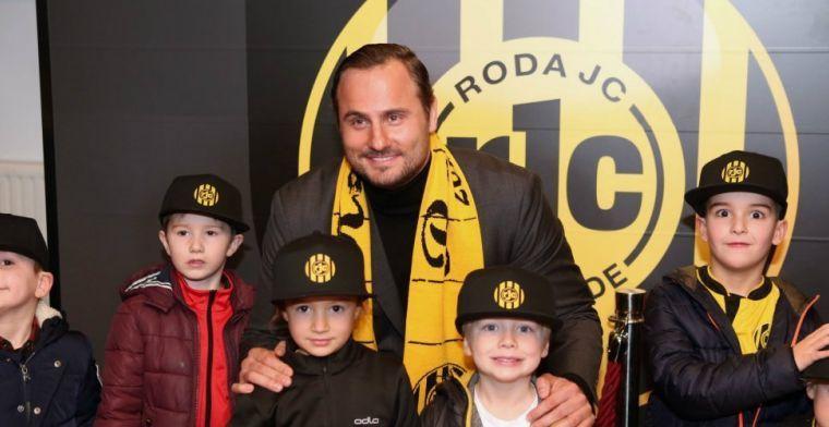Roda reageert op 'uit zijn verband gerukt' nieuws: 'procedure tegen Korotaev'