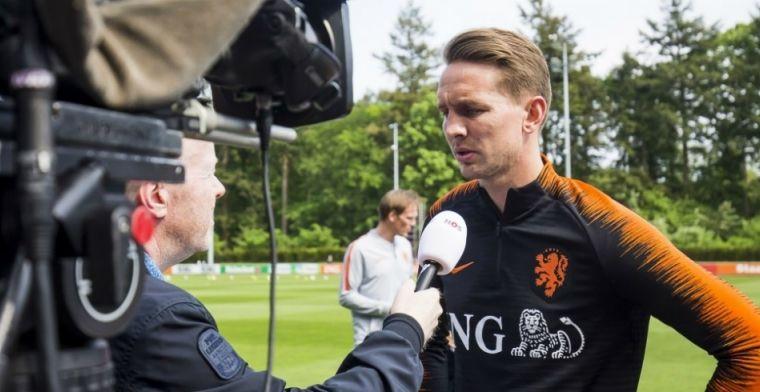 Wéér PSV-afvaller bij Oranje: international heeft teveel last van gebroken teen