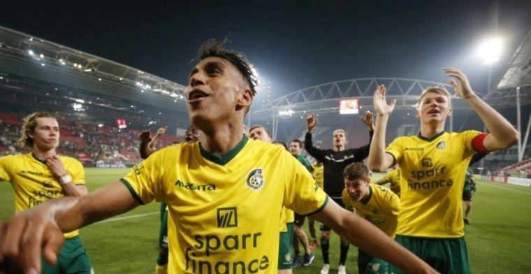 Done deal in Tilburg: Willem II neemt middenvelder over van Fortuna Sittard