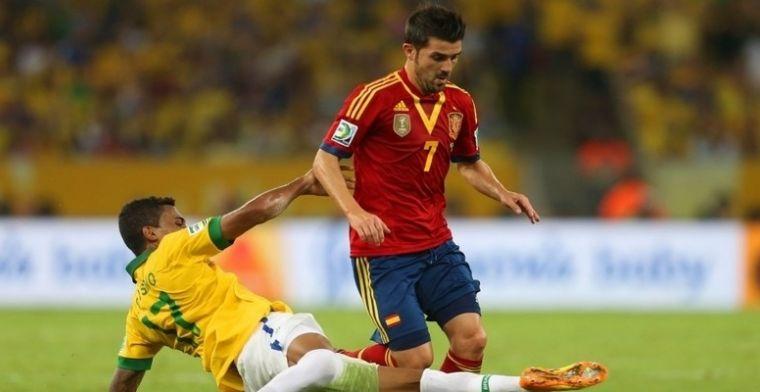 Villa: El Atleti tiene todo para ganar la Europa League