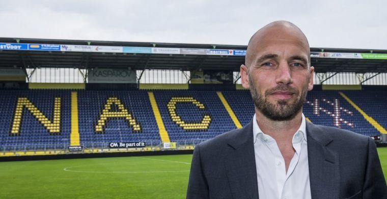 Van der Gaag zegt 'nee' tegen buitenlandse club: Ik was al in gesprek