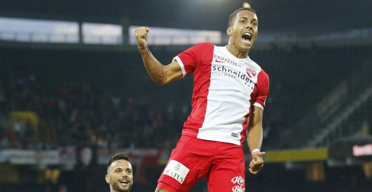 Gerucht uit Zwitserland: Ajax heeft oogje op 22-jarige linksbuiten