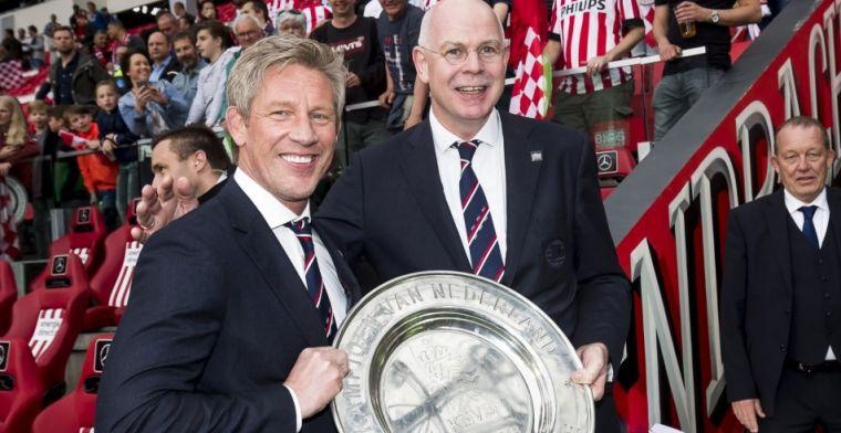 PSV waagde ultieme poging voor behoud Brands: Hij zei: ik ga toch de stap maken