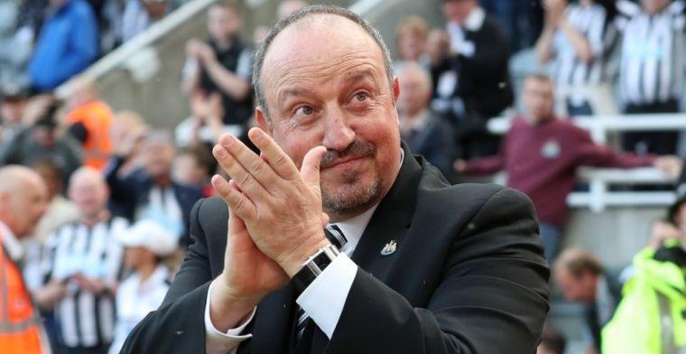 Benítez señala el oficio del Madrid y el daño que puede hacer el Liverpool