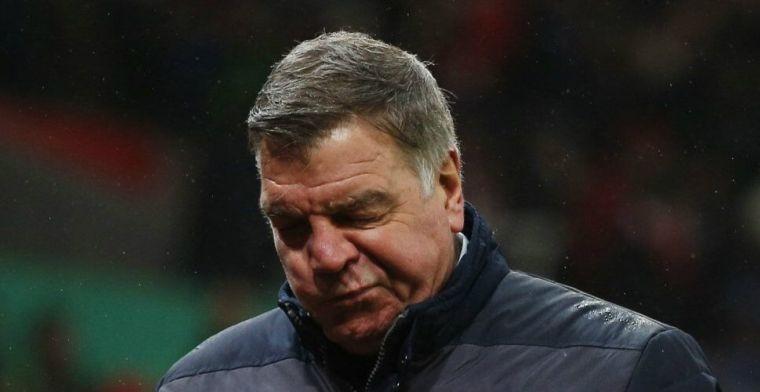 'Dankbaar' Everton ontslaat 'Big Sam': Hij stapte op een moeilijk moment in