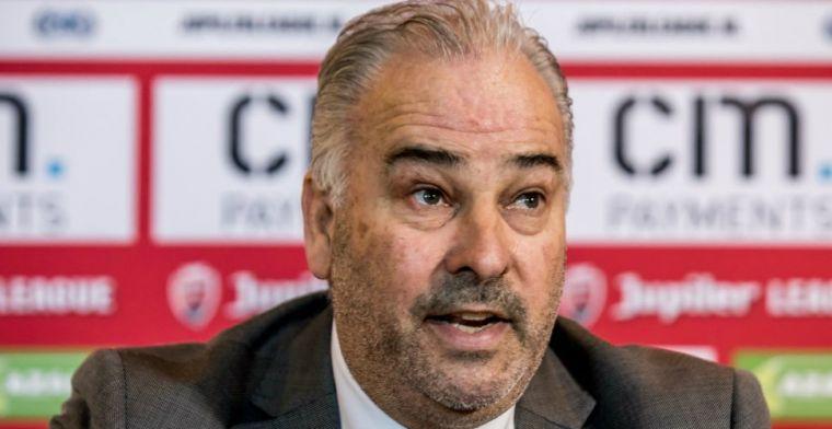 'NAC Breda ziet Serviër van vijf miljoen als geschikte opvolger voor Garcia'