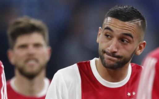 Ajax-talent verrassend op reservelijst Marokko voor WK; geen Labyad en Ayoub