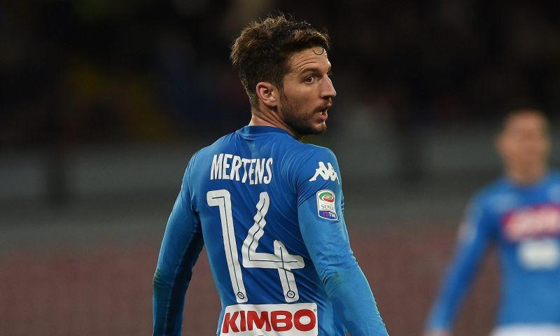 Afbeelding: 'Mertens kan Serie A deze zomer inruilen voor Bundesliga-avontuur'