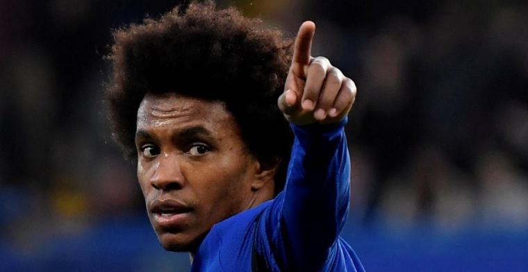 Manchester United voert informeel gesprek met Chelsea-aanvaller