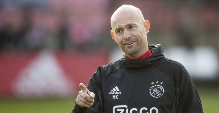 'Keizer wees Eredivisie-aanbieding af: voormalig Ajax-trainer wil betere club'