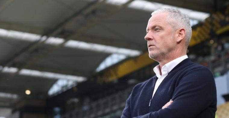 'Als we naar de Eredivisie promoveren, kan ik op vrijdag lekker naar de bios'