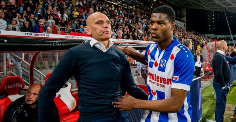 Update: 'Zaakwaarnemer Dumfries duikt op in Eindhoven, nog geen akkoord'