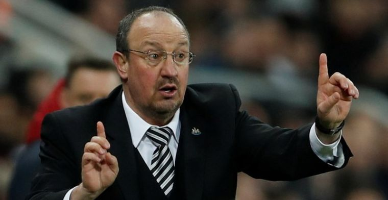 Benitez kan stap maken in Premier League
