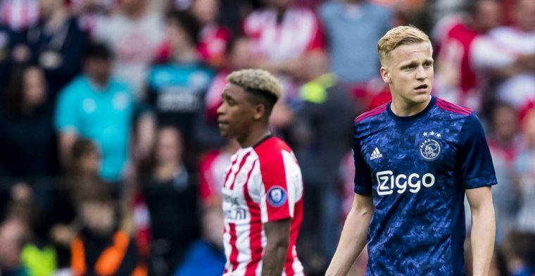 Ajax en Feyenoord trekken meeste kijkers: opvallend grote kloof met kampioen PSV