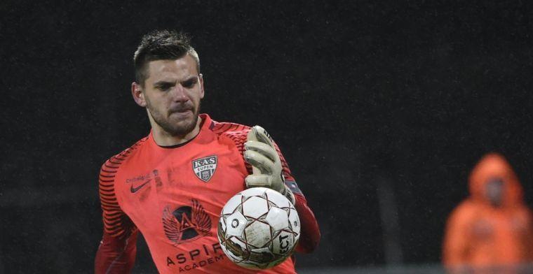'Interesse in doelman groeit, concurrentie voor Club Brugge'
