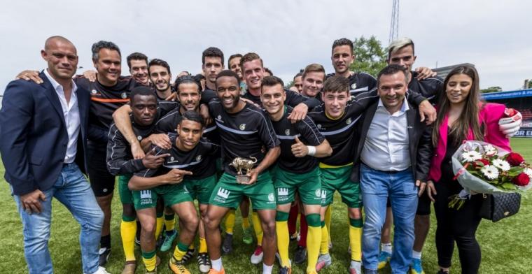 'Ik ben blij dat we gepromoveerd zijn, de Jupiler League wordt sterker dan ooit'