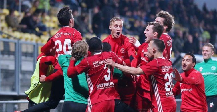'Probleem' bij promotie naar Eredivisie: 'Maar daar hebben we alles voor over'