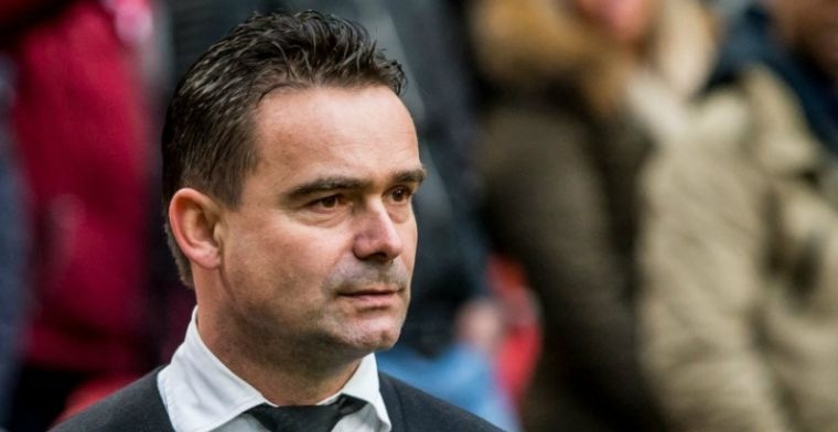 Volkskrant vraagt Overmars om reactie: 'Zijn niet doorgegaan op voorstel Spurs'