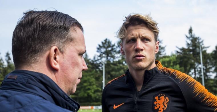 Weghorst over transferbedrag: 'Ik hoor links en rechts wat bedragen'