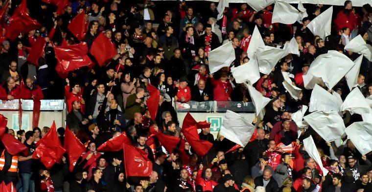'Antwerp maakt werk van definitieve transfer van huurling'