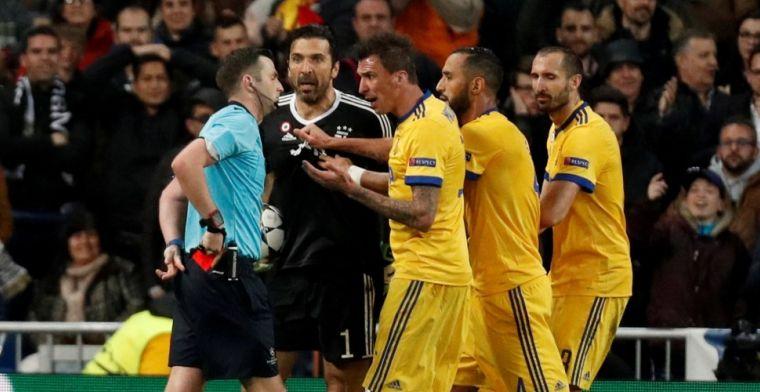 Buffon heeft 'extreem veel spijt' van 'aanval': Dan zou ik hem een knuffel geven