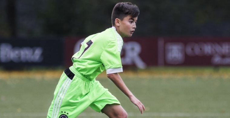 'Hij heeft zijn opleiding genoten bij Ajax en was toe aan een volgende stap'