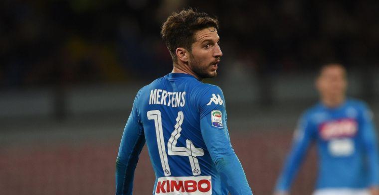 'Mertens kan Serie A deze zomer inruilen voor Bundesliga-avontuur'