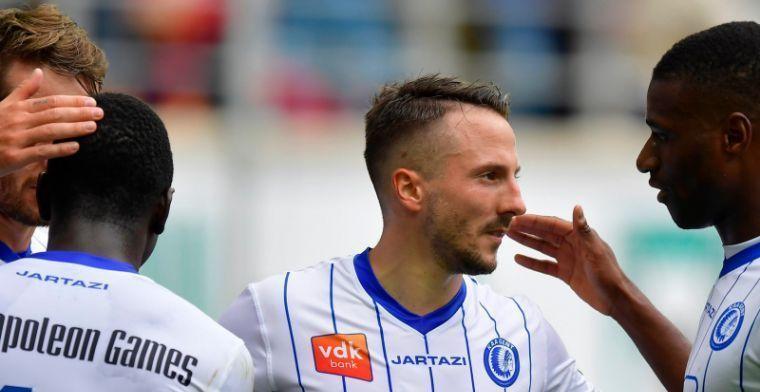 'Belgische clubs kunnen Milicevic voor een prikje weghalen bij KAA Gent'