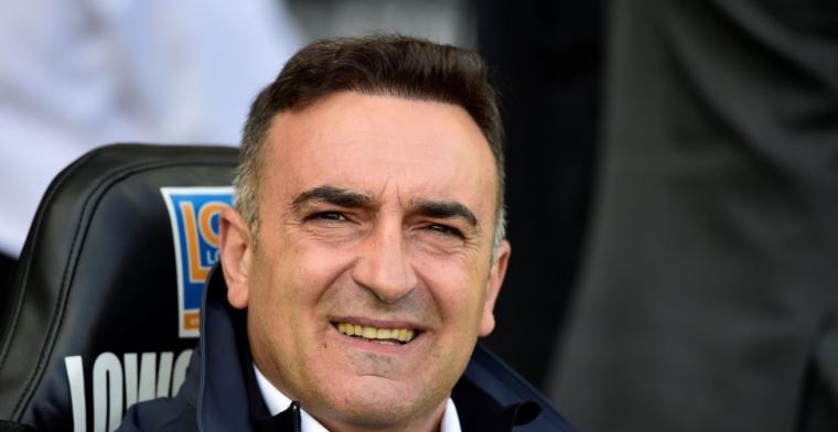 Update: 'Swansea ontslaat manager; happige oefenmeester wil opvolger worden'