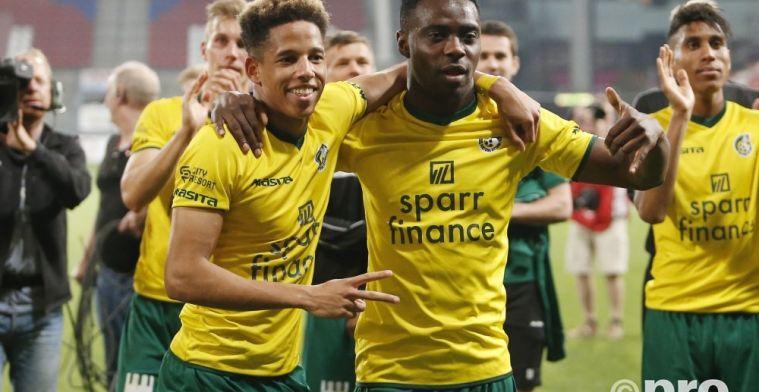 Fortuna Sittard wil af van back, ondanks doorlopend contract: 'Geen grote som'
