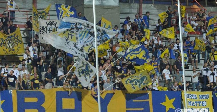 Voetbalsprookje in Italië: gevallen grootmacht Parma promoveert drie keer op rij