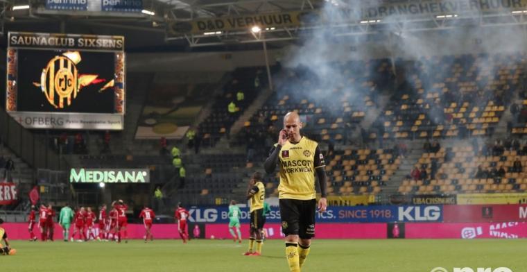 Eerste slachtoffer van Roda JC-degradatie: Zuur, maar het was te verwachten