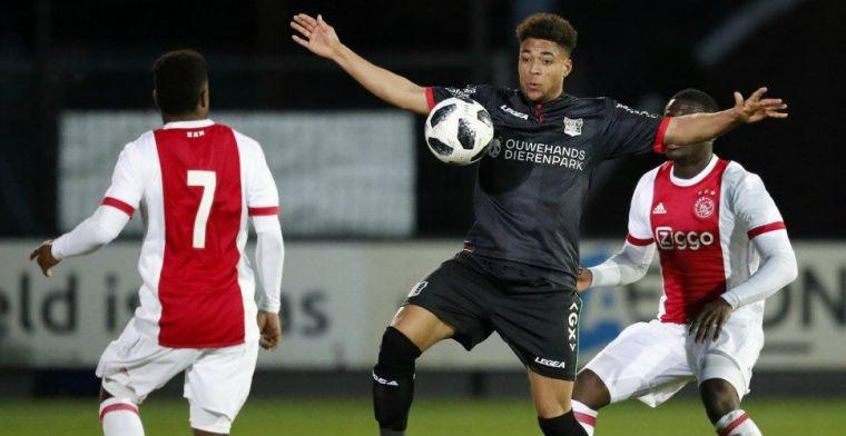 Moeilijke jeugd voor NEC-talent: 'Ik verkocht mijn PSV-spullen via Marktplaats'