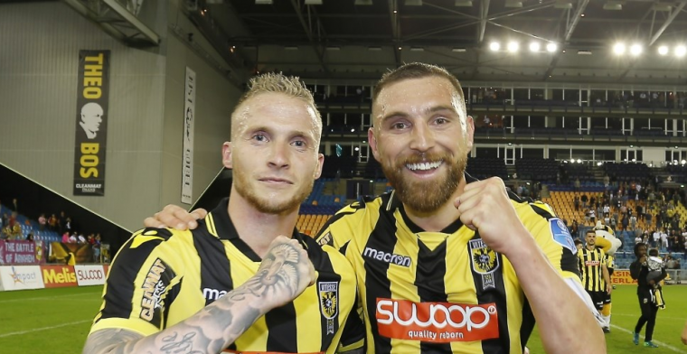 'Kashia heeft vertrekwens en mag weg van Vitesse: grote geld lonkt'