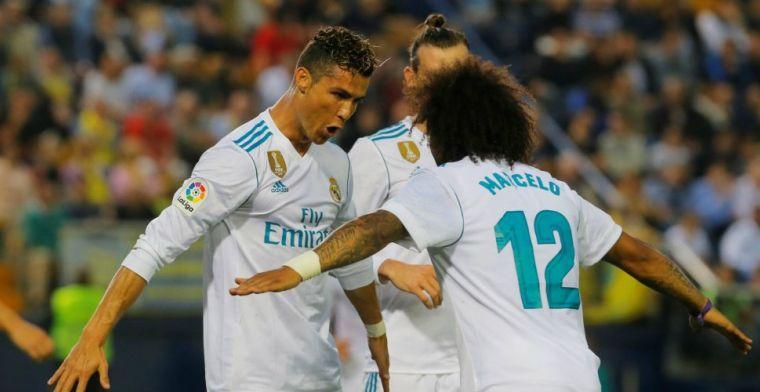 Ronaldo en co. laten voorsprong glippen en kennen matige generale voor CL-finale
