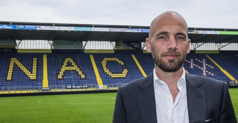 'Flinke klus voor NAC: club wil shoppen in Heerenveen, Groningen en Eindhoven'