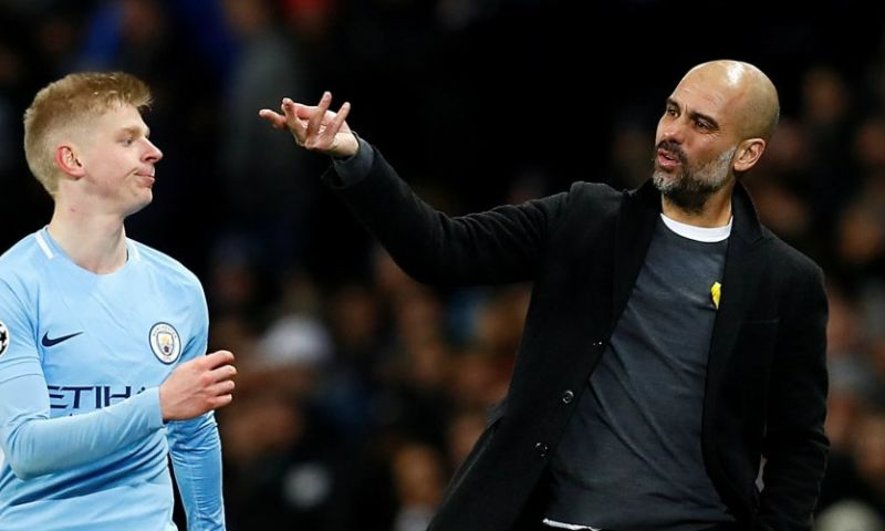 Afbeelding: 'Manchester City wil Zinchenko betrekken in megadeal van 65 miljoen euro'