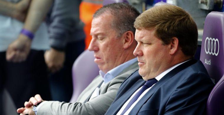 Vanhaezebrouck legt pijnpunten van Anderlecht bloot: Nog heel veel werk