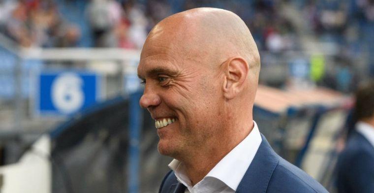 Ik vind een aantal clubs in de Jupiler League mooi en daar hoort NEC ook bij