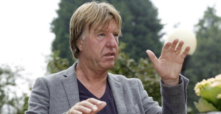 De Mos: 'Als Overmars en Van der Sar kloten hebben, geven ze die titel terug'