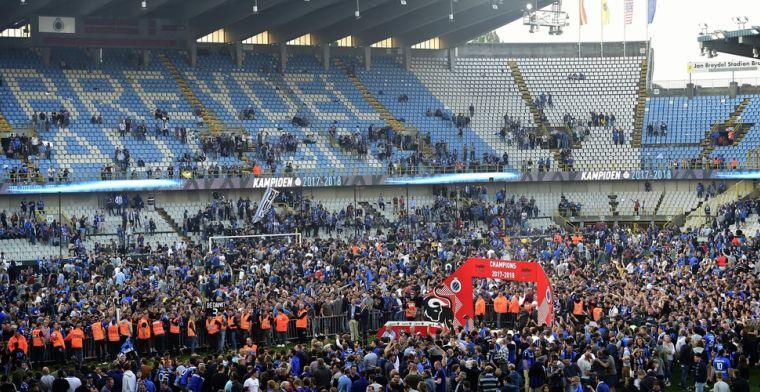 Clubsupporters zijn razend op medefans: 'Bende marginalen, shame on you!'
