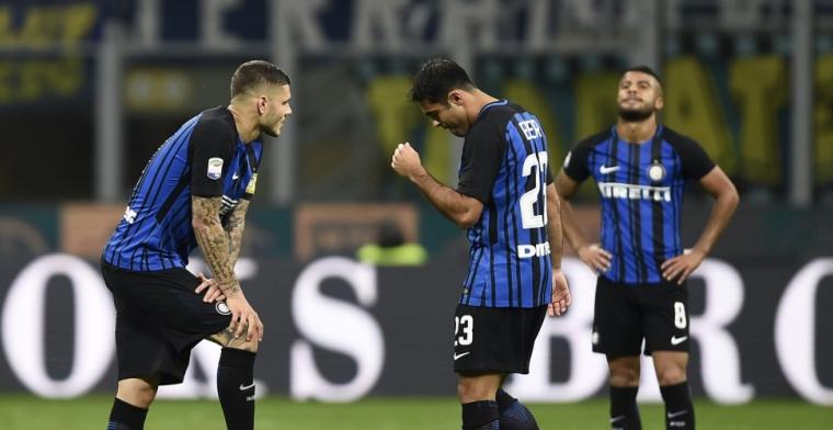 Inter plaatst zich voor CL door knotsgekke comeback; De Vrij eist hoofdrol op