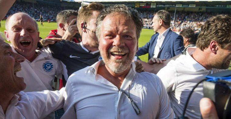 Sympathieke De Jong zegt sorry na promotie De Graafschap: Mijn excuus ervoor