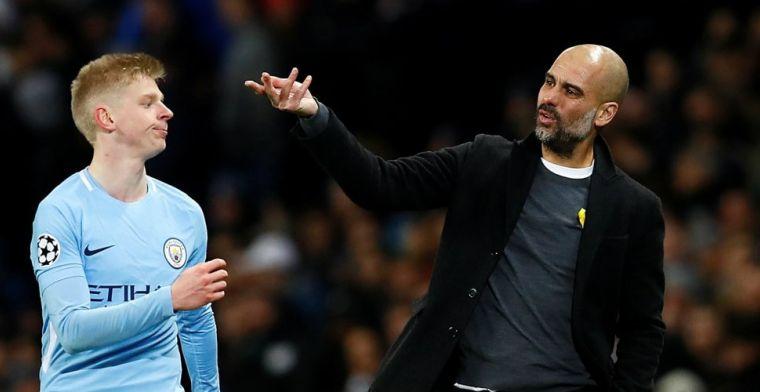 'Manchester City wil Zinchenko betrekken in megadeal van 65 miljoen euro'