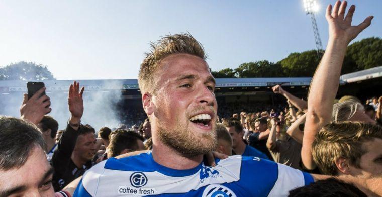Graafschap-preses teleurgesteld in fans: Ongedisciplineerd en tegen de afspraak