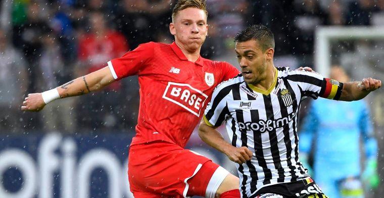 Standard naar voorrondes van Champions League na gelijkspel tegen Charleroi