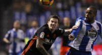 Imagen: OFICIAL | Confirmados los onces de Valencia y Deportivo en Mestalla