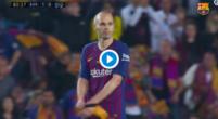 Imagen: El momento ha llegado: La despedida de Iniesta del Camp Nou