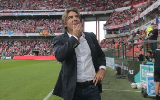 Afbeelding: 'Sa Pinto vindt nieuwe job dankzij makelaar van... Preud'homme'