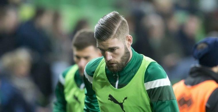 Update: 'Veldwijk kan FC Groningen-deur achter zich dichttrekken: aanbod op zak'